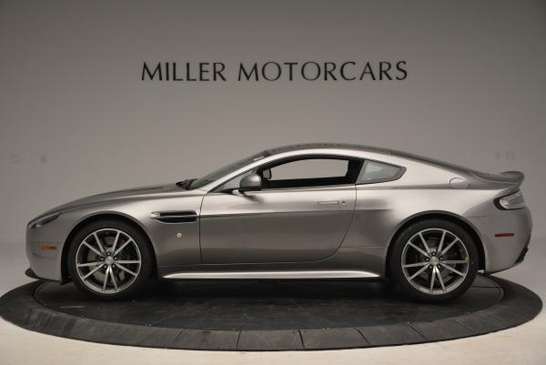 Used 2016 Aston Martin V8 Vantage GT Coupe for sale Sold at Rolls-Royce Motor Cars Greenwich in Greenwich CT 06830 3
