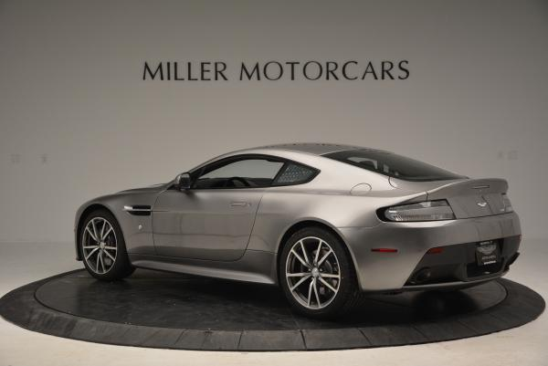 Used 2016 Aston Martin V8 Vantage GT Coupe for sale Sold at Rolls-Royce Motor Cars Greenwich in Greenwich CT 06830 4