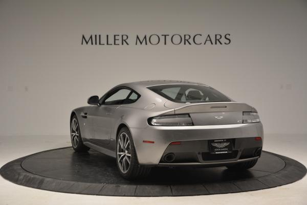 Used 2016 Aston Martin V8 Vantage GT Coupe for sale Sold at Rolls-Royce Motor Cars Greenwich in Greenwich CT 06830 5