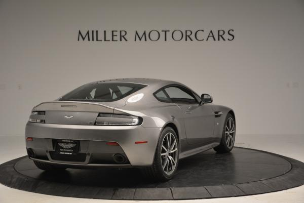 Used 2016 Aston Martin V8 Vantage GT Coupe for sale Sold at Rolls-Royce Motor Cars Greenwich in Greenwich CT 06830 7