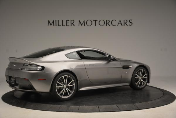 Used 2016 Aston Martin V8 Vantage GT Coupe for sale Sold at Rolls-Royce Motor Cars Greenwich in Greenwich CT 06830 8
