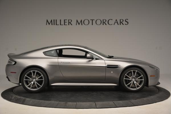Used 2016 Aston Martin V8 Vantage GT Coupe for sale Sold at Rolls-Royce Motor Cars Greenwich in Greenwich CT 06830 9
