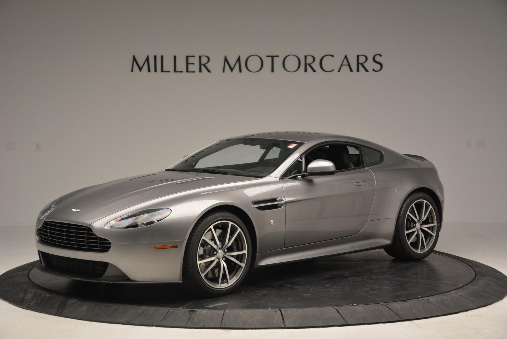 Used 2016 Aston Martin V8 Vantage GT Coupe for sale Sold at Rolls-Royce Motor Cars Greenwich in Greenwich CT 06830 1