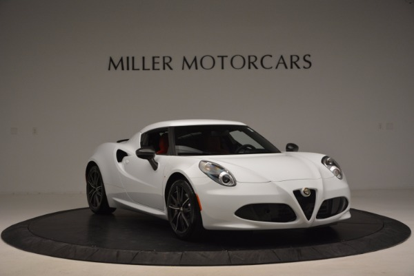 New 2016 Alfa Romeo 4C Coupe for sale Sold at Rolls-Royce Motor Cars Greenwich in Greenwich CT 06830 11