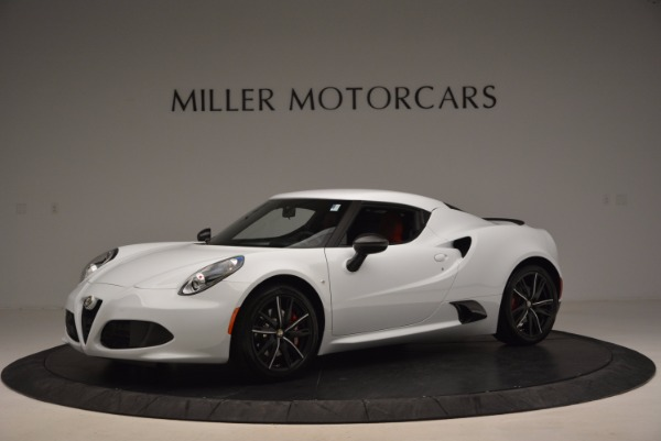 New 2016 Alfa Romeo 4C Coupe for sale Sold at Rolls-Royce Motor Cars Greenwich in Greenwich CT 06830 2