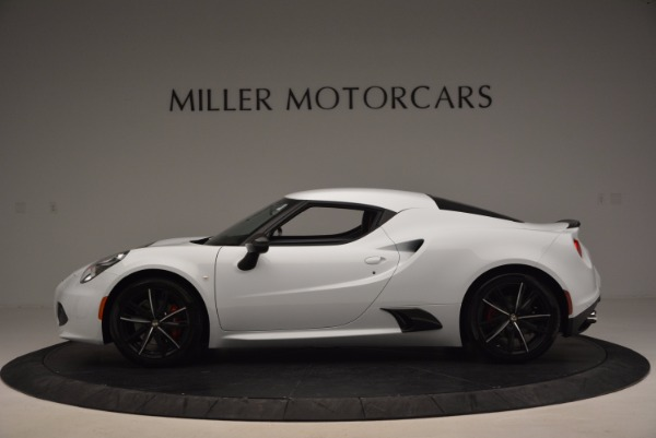 New 2016 Alfa Romeo 4C Coupe for sale Sold at Rolls-Royce Motor Cars Greenwich in Greenwich CT 06830 3