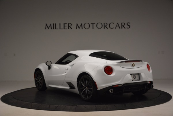 New 2016 Alfa Romeo 4C Coupe for sale Sold at Rolls-Royce Motor Cars Greenwich in Greenwich CT 06830 5