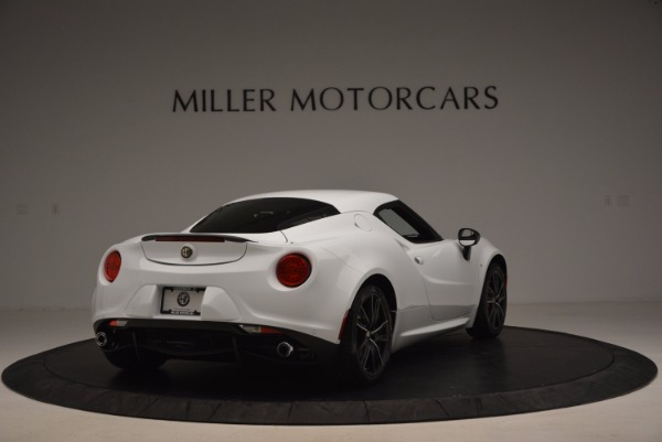 New 2016 Alfa Romeo 4C Coupe for sale Sold at Rolls-Royce Motor Cars Greenwich in Greenwich CT 06830 7
