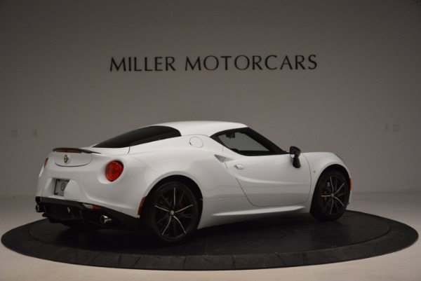 New 2016 Alfa Romeo 4C Coupe for sale Sold at Rolls-Royce Motor Cars Greenwich in Greenwich CT 06830 8