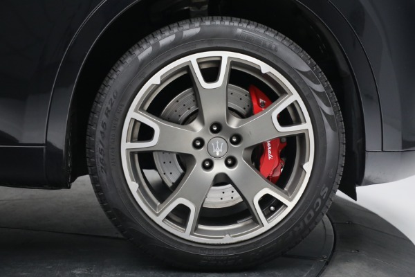 New 2017 Maserati Levante S for sale Sold at Rolls-Royce Motor Cars Greenwich in Greenwich CT 06830 25