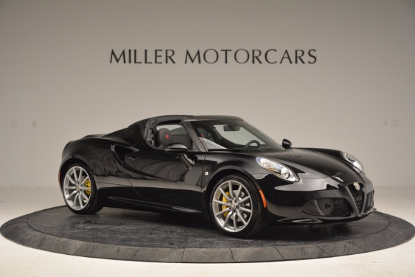 New 2016 Alfa Romeo 4C Spider for sale Sold at Rolls-Royce Motor Cars Greenwich in Greenwich CT 06830 10