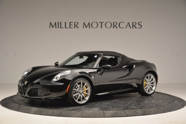 New 2016 Alfa Romeo 4C Spider for sale Sold at Rolls-Royce Motor Cars Greenwich in Greenwich CT 06830 14