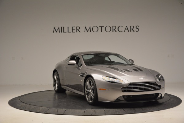 Used 2012 Aston Martin V12 Vantage for sale Sold at Rolls-Royce Motor Cars Greenwich in Greenwich CT 06830 11