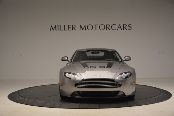Used 2012 Aston Martin V12 Vantage for sale Sold at Rolls-Royce Motor Cars Greenwich in Greenwich CT 06830 12