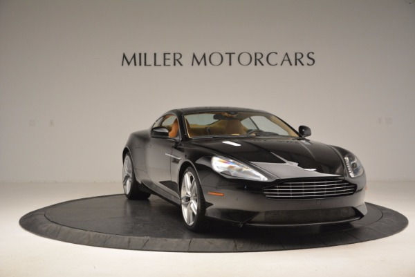 Used 2014 Aston Martin DB9 for sale Sold at Rolls-Royce Motor Cars Greenwich in Greenwich CT 06830 11
