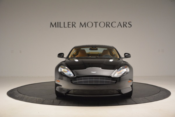 Used 2014 Aston Martin DB9 for sale Sold at Rolls-Royce Motor Cars Greenwich in Greenwich CT 06830 12