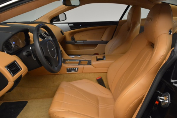 Used 2014 Aston Martin DB9 for sale Sold at Rolls-Royce Motor Cars Greenwich in Greenwich CT 06830 13