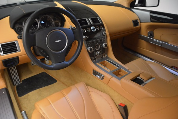 Used 2014 Aston Martin DB9 for sale Sold at Rolls-Royce Motor Cars Greenwich in Greenwich CT 06830 14