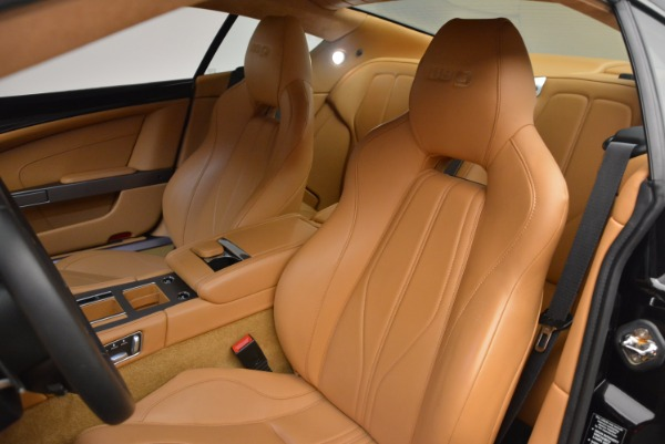 Used 2014 Aston Martin DB9 for sale Sold at Rolls-Royce Motor Cars Greenwich in Greenwich CT 06830 15