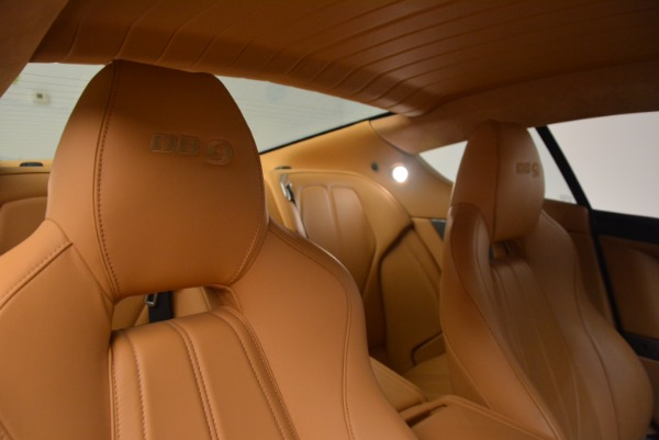 Used 2014 Aston Martin DB9 for sale Sold at Rolls-Royce Motor Cars Greenwich in Greenwich CT 06830 16