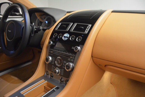 Used 2014 Aston Martin DB9 for sale Sold at Rolls-Royce Motor Cars Greenwich in Greenwich CT 06830 17
