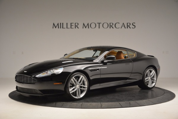 Used 2014 Aston Martin DB9 for sale Sold at Rolls-Royce Motor Cars Greenwich in Greenwich CT 06830 2
