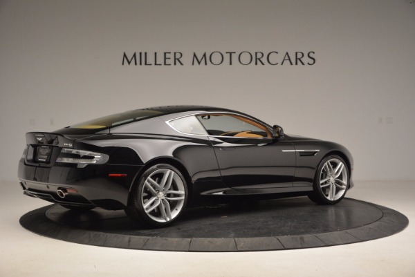Used 2014 Aston Martin DB9 for sale Sold at Rolls-Royce Motor Cars Greenwich in Greenwich CT 06830 8