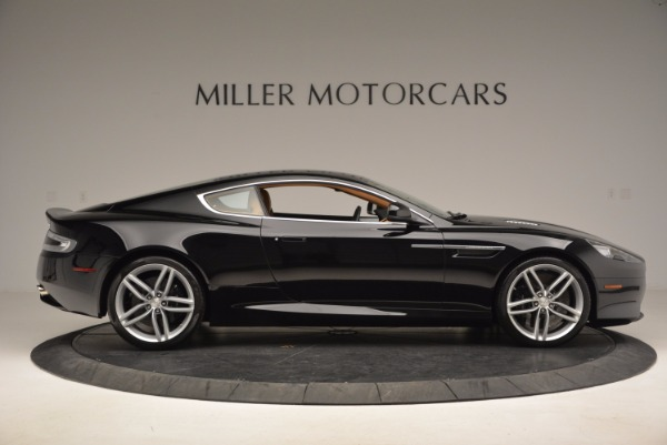 Used 2014 Aston Martin DB9 for sale Sold at Rolls-Royce Motor Cars Greenwich in Greenwich CT 06830 9