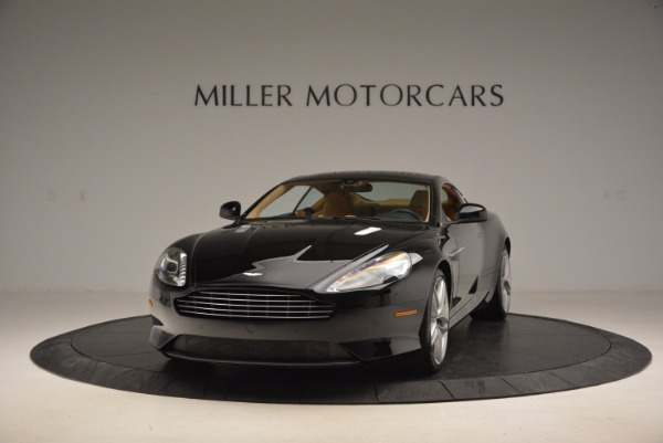 Used 2014 Aston Martin DB9 for sale Sold at Rolls-Royce Motor Cars Greenwich in Greenwich CT 06830 1
