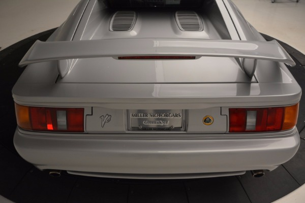 Used 2001 Lotus Esprit for sale Sold at Rolls-Royce Motor Cars Greenwich in Greenwich CT 06830 21
