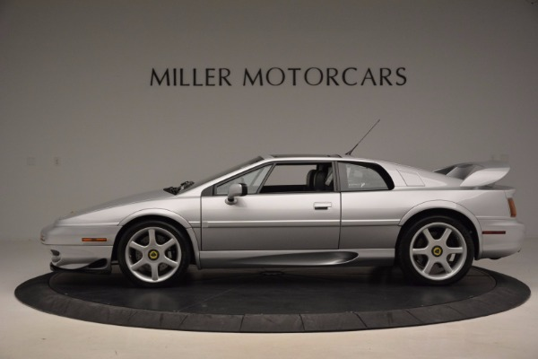 Used 2001 Lotus Esprit for sale Sold at Rolls-Royce Motor Cars Greenwich in Greenwich CT 06830 3