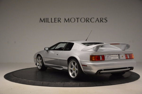 Used 2001 Lotus Esprit for sale Sold at Rolls-Royce Motor Cars Greenwich in Greenwich CT 06830 5