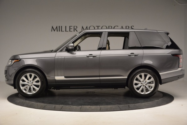 Used 2016 Land Rover Range Rover HSE TD6 for sale Sold at Rolls-Royce Motor Cars Greenwich in Greenwich CT 06830 3