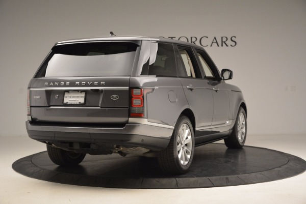 Used 2016 Land Rover Range Rover HSE TD6 for sale Sold at Rolls-Royce Motor Cars Greenwich in Greenwich CT 06830 7