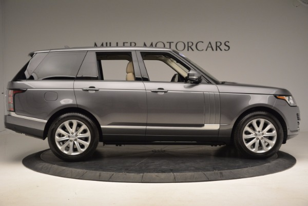 Used 2016 Land Rover Range Rover HSE TD6 for sale Sold at Rolls-Royce Motor Cars Greenwich in Greenwich CT 06830 9