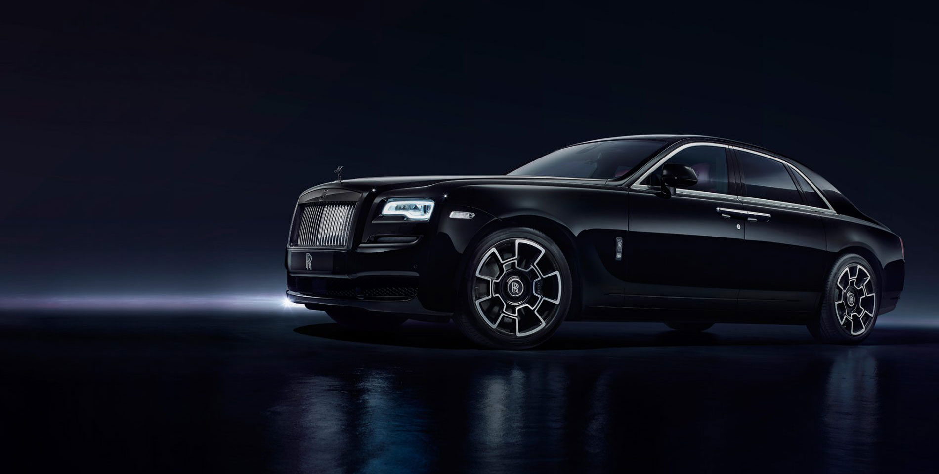 Rolls Royce Ghost Black Badge Miller Motorcars New Rolls Royce Dealership In Greenwich Ct